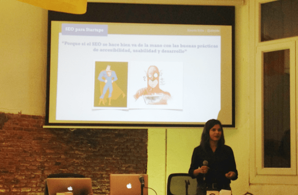 SEO for Startups and Entrepreneurs - Aleyda Solis