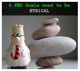 Ethical SEO Goals