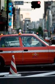 Right-turn, Omotesando