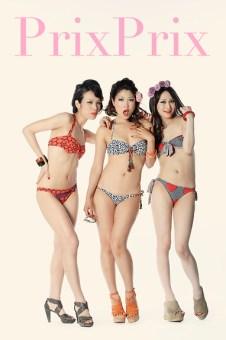 Swimwear from Salinas, for PrixPrix, Tokyo