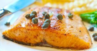 دراسة بريطانية: الأسماك الغنية بأوميغا – 3 تقي من مرض سرطان المعدة