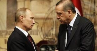 الرئيس التركي رجب طيب أردوغان اعتذر لنظيره الروسي باللغة الروسية.