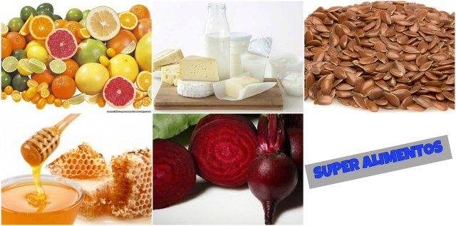 SUPER ALIMENTOS COLLAGE