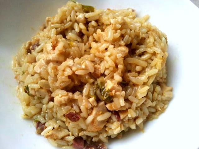 arroz campero - cocina a buenas horas