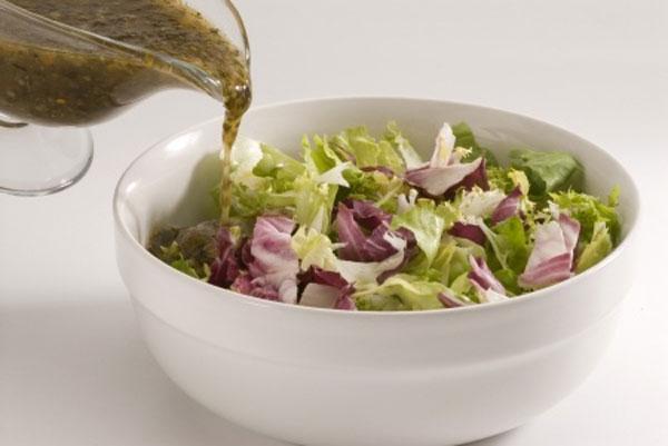 7 salsas y vinagretas bajas en calorías