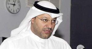 وزير الصحة د. علي العبيدي