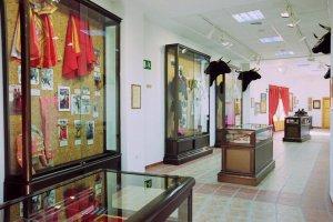 Exposición de Abanicos taurinos. Colección Manfredi
