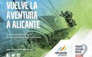 Volvo Ocean Race. Agenda 6 Octubre @ Zona Volvo. Puerto de Alicante