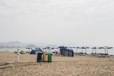 Playa Saladares Urbanova. Foto de Axel Marco