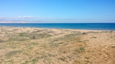 Playa Saladares Ubanova