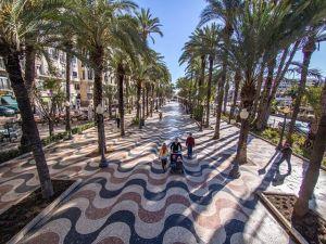 Visita guiada con Turiguias (previa reserva) @ Lugar de quedada. Explanada de España 1