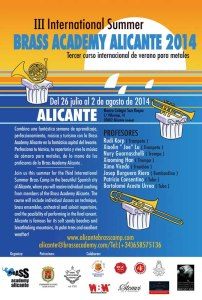 Brass Academy Alicante