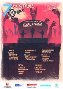 Festival Alacant Rock 2014 @ Concha de la Explanada | Alicante | Comunidad Valenciana | España