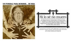 Si lo sé no muero. Teatro en Las Cigarreras @ LAS CIGARRERAS