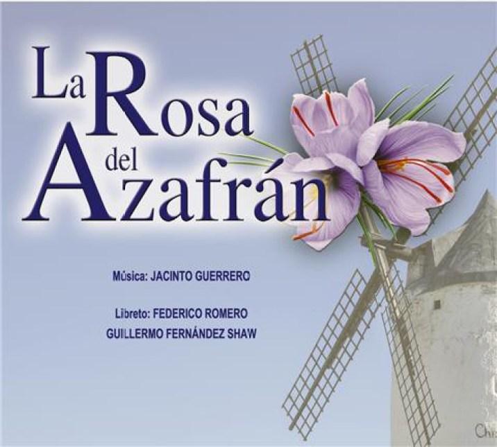 La rosa del Azafrán