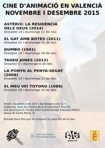 Cinema d' Animació en Valencià @ MACA