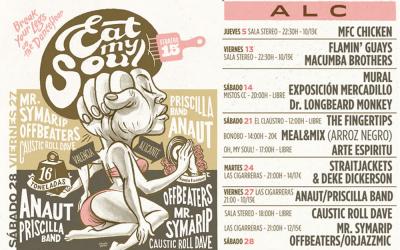 VII Edición Festival Eat My Soul en Alicante