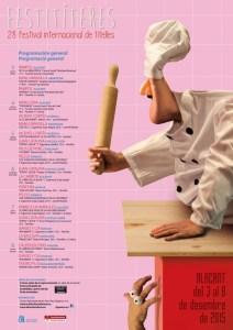 Festitíteres. XXVIII Festival Internacional de Títeres. Del 3 al 8 de Diciembre @ Alicante (diferentes ubicaciones) | Alicante | Comunidad Valenciana | España