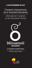 International Congress on the Monastrell variety