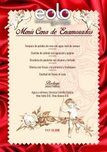 Cena de San Valentín en Eolo @ Eolo Restaurante Gastro | Alacant | Comunidad Valenciana | España