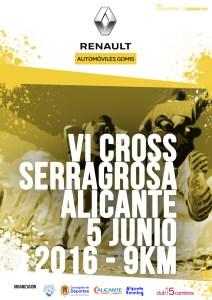 VI CROSS SERRAGROSSA. III LIGA ALICANTE CROSS SERIES @ Serra Grosa | Alicante | Comunidad Valenciana | España