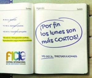 Proyecciones ¡Por fin los lunes son más cortos! @ Aula de Cultura de Alicante   Alicante   Comunidad Valenciana   España