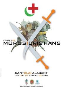 Fiestas de Moros y Cristianos de San Blas 2016 @ Barrio de San Blas | Alicante | Comunidad Valenciana | España