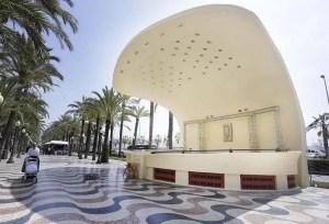 Conciertos en la Concha de la Explanada @ La concha de la Explanada | Alacant | Comunidad Valenciana | España