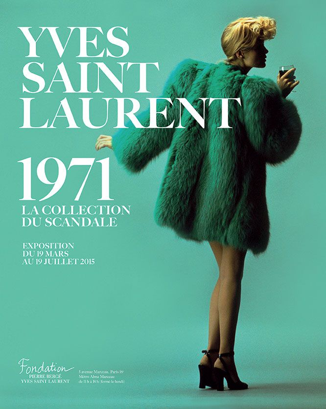YSL Scandal Collection