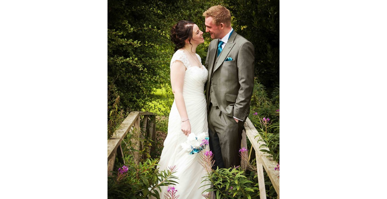 Documentary wedding photography Melissa & James