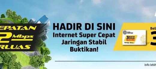 Indosat 42 Mbps