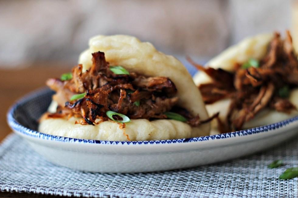 Incredible char siu buns. Choose your method, easy or the whole hog.