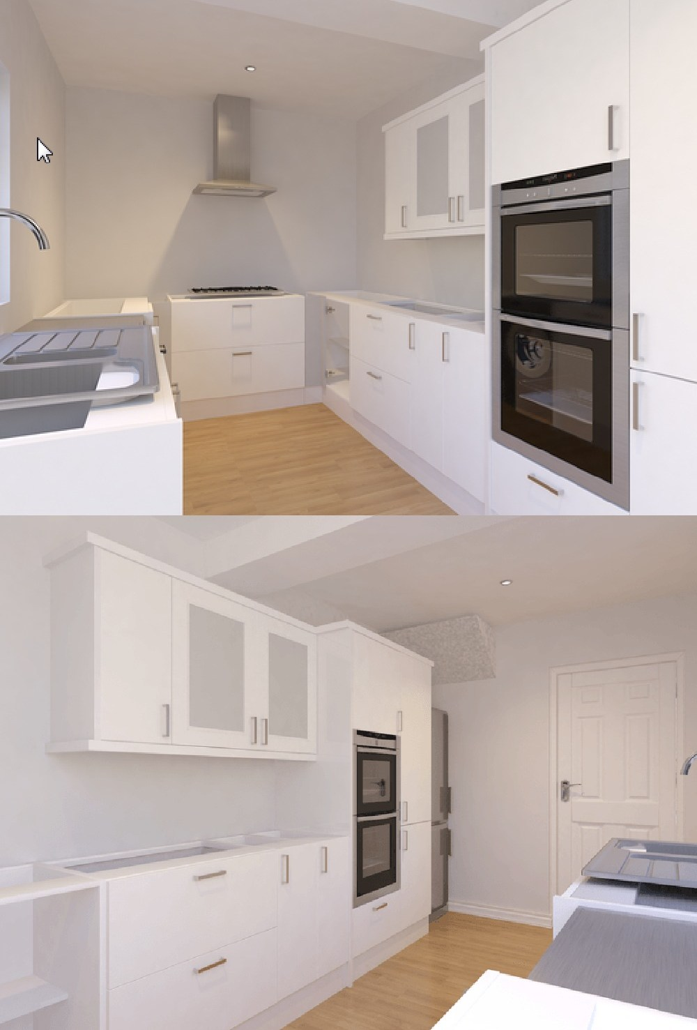 Our new kitchen plans
