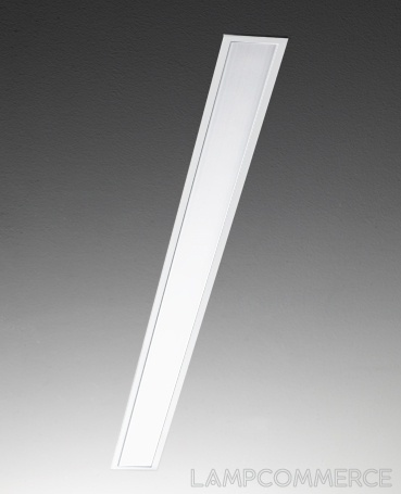Fabbian slot semirecessed light
