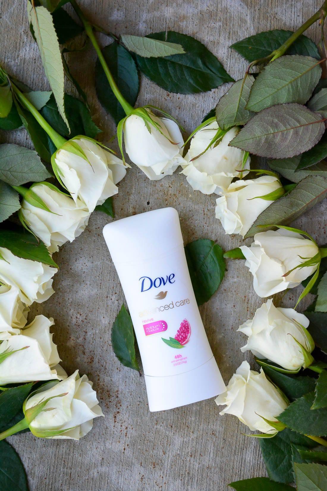 Dove Advantage Care Antiperspirant, Skin care, Chicago Blogger, Deodorant