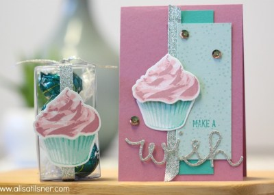 Stampin' Up! Sweet Cupcake