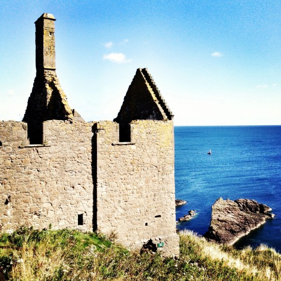 Dunnottar Castle, Stonehaven, Scotland, United Kingdom