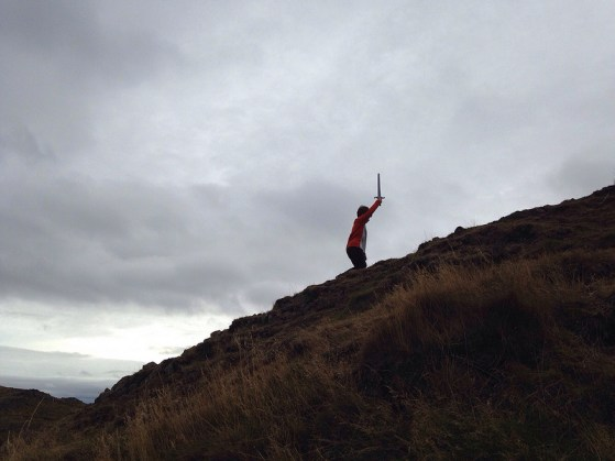 Arthur's Seat, Edinburgh For Kids, Scotland