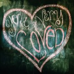 In The Pipeline, Happy Valentine's Day, Chalkboard Art