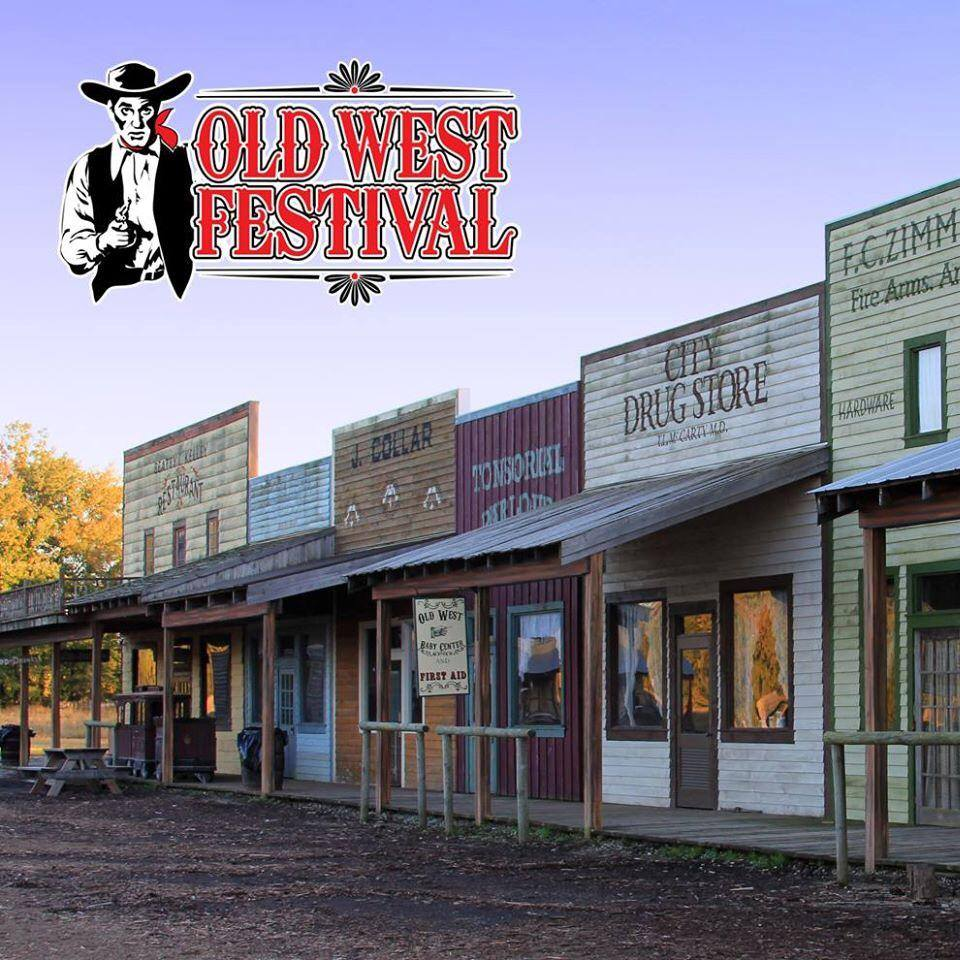 Giddy Up to the Old West Festival