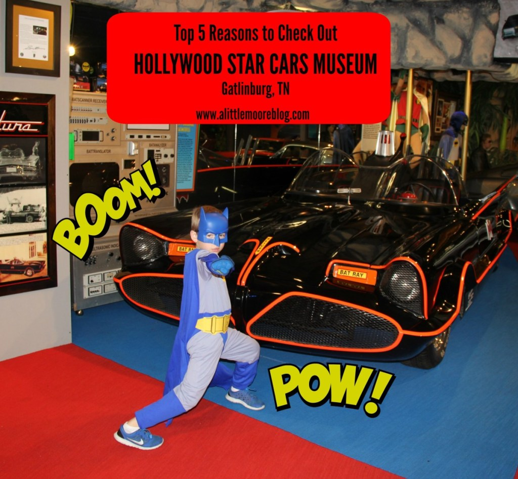 Top Five Reasons To Check Out Hollywood Star Cars Museum