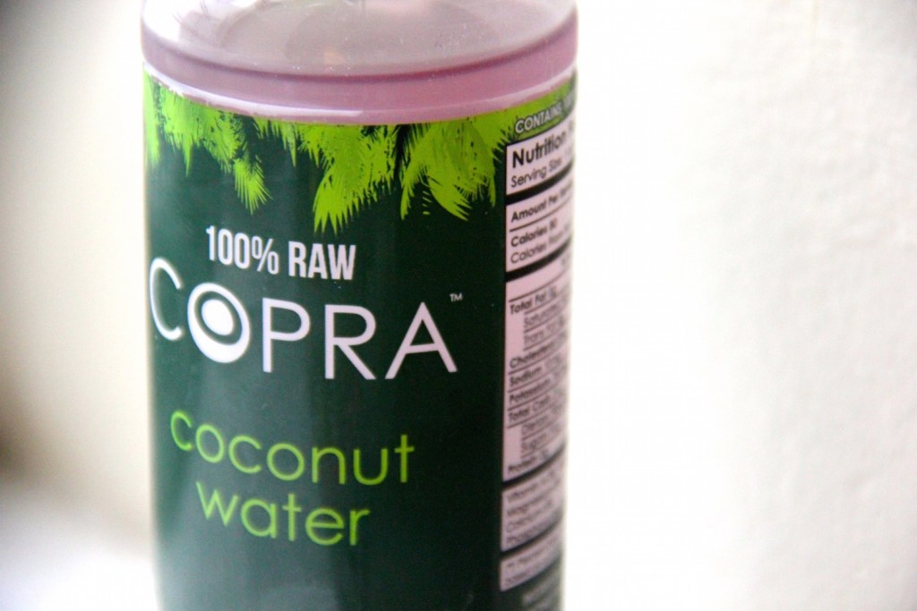 Copra 100% Raw Coconut Water