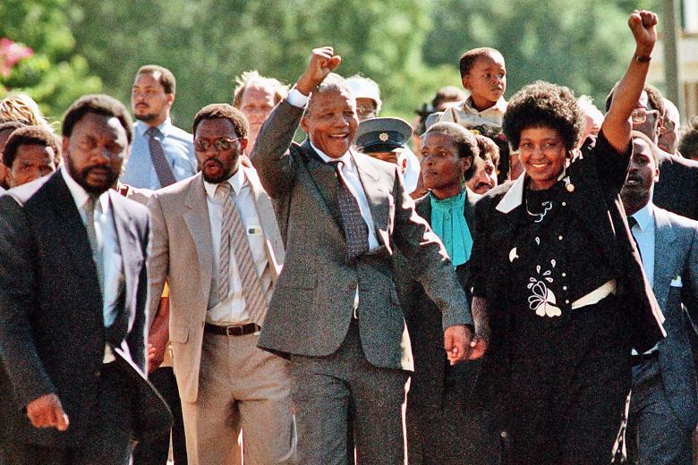 Cape Town Address, 1990 – Nelson Mandela