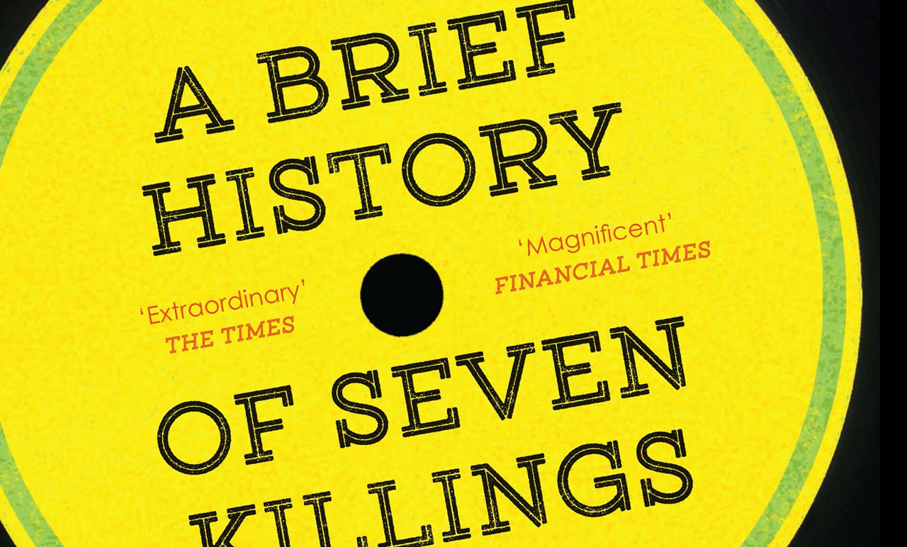 Book of the Month: November, 2015 – A Brief History of Seven Killings