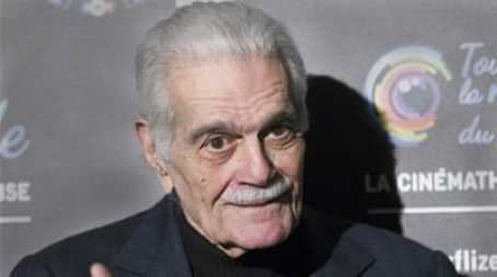 Even at old age, Omar Sharif continued to be active in Western and Egyptian cinema [AP]