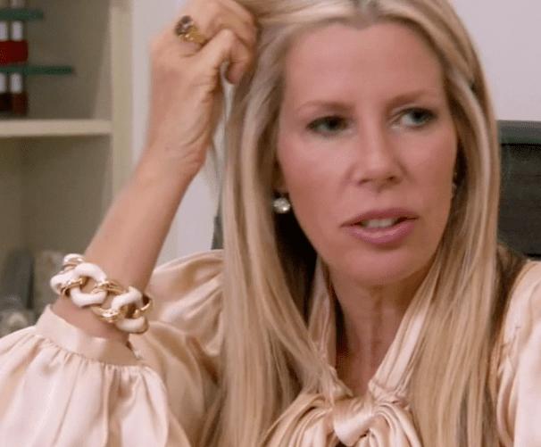 Aviva Drescher White and Gold Bracelet
