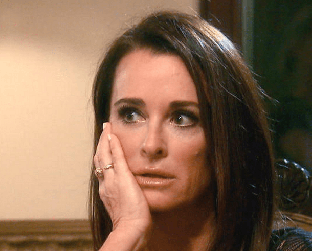 Kyle richards says brandi pulls out her dagger to deflect the real