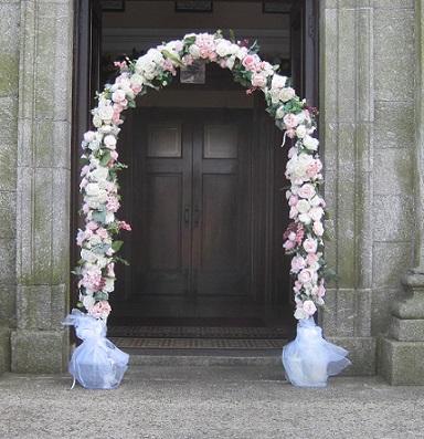 Vintage Wedding Arch To Hire