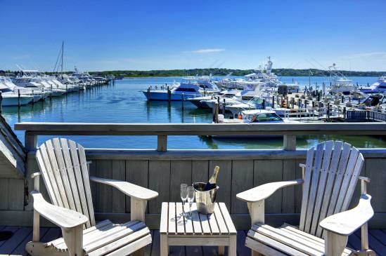 Highlight of Cruising Long Island Sound - Montauk Yacht Club Resort and Marina