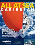 All At Sea - The Caribbean's Waterfront Magazine - May 2016